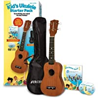 Alfred Music Publishing Kid's Ukulele Course, Complete Starter Pack