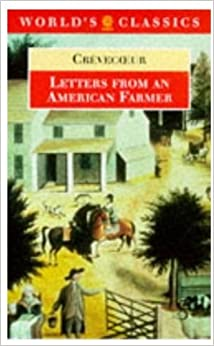 Book Letters from an American Farmer (World's Classics)