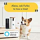 Furbo Dog Camera: Treat Tossing, Full HD Wifi Pet