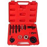 DPL TOOLS Power Steering Pump Alternator Pulley Puller Installer Tool For GM Chyrysler Ford