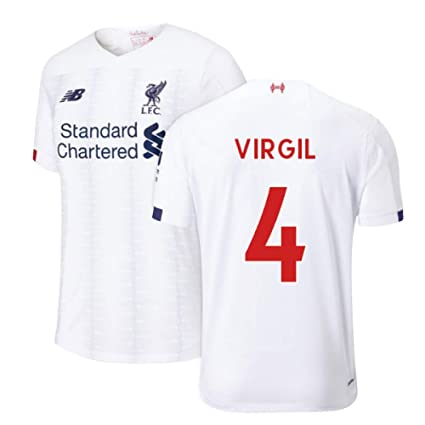 : 2019 2020 Liverpool Away Football Soccer T