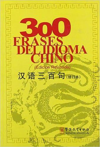 300 Frases Del Idioma Chino Amazones Sinolingua Libros