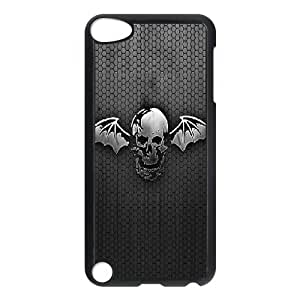 DIY Printed Avenged Sevenfold cover case For Ipod Touch 5 BM9900322