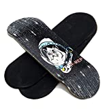 Peoples Republic P-Rep Space Cat 30mm x 100mm Wooden Fingerboard Deck
