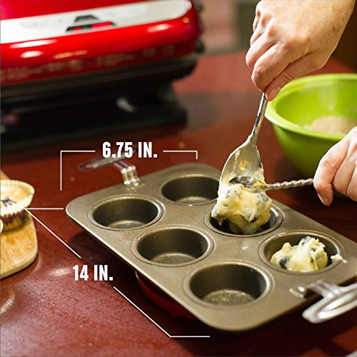 George Foreman Evolve Grill System Muffin Pan, GFP84MP