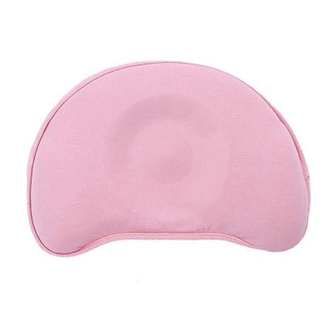 pillow Almohada Bebé Head Cabeza PlanaAlmohadas para bebés ...