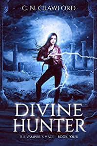 Divine Hunter by C.N. Crawford ebook deal
