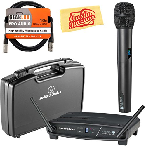 Audio-Technica ATW-1102 System 10 - 3