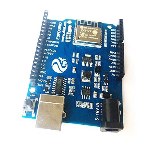 Espduino Development Board Wifi Esp8266 Esp 13 Uno R3 Module Arduino Format