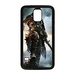 Assassin'S Creed Samsung Galaxy S5 Cell Phone Case Black Phone Accessories VR694036