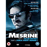 Mesrine - Parts 1 & 2  [DVD]by Vincent Cassel