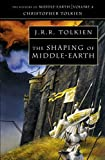 Book cover from The Shaping of Middle-Earth: The Quenta, the Ambarkanta and the Annals (The History of Middle-Earth, Vol. 4) by J. R. R Tolkien