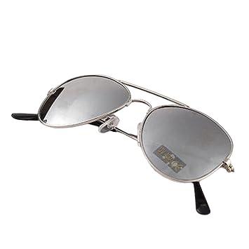 Gafas de Sol para NiñOs, Fascigirl Gafas de Sol Unisex Reflexivo ProteccióN UV Polarizado Gafas de Sol de Aviador: Amazon.es: Deportes y aire libre