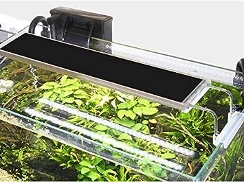 Pantalla Led especial acuarios plantados - Gran requerimiento. (Longitud acuario 28-45cm): Amazon.es: Productos para mascotas