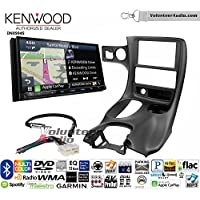 Volunteer Audio Kenwood Excelon DNX994S Double Din Radio Install Kit with GPS Navigation Apple CarPlay Android Auto Fits 1997-2004 Corvette