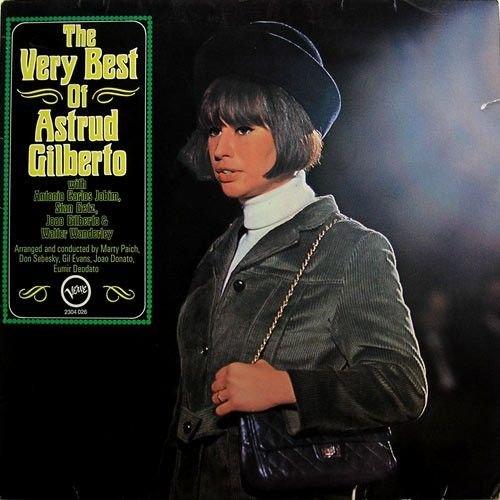 Astrud Gilberto - The Very Best Of Astrud Gilberto - Verve Records - 2304 026 (Best Of Astrud Gilberto)