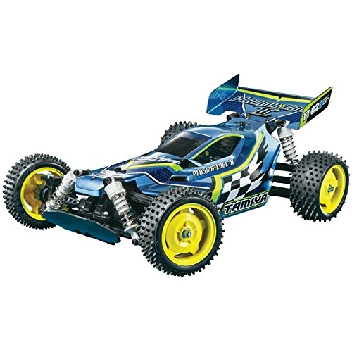 (Tamiya America, Inc 1/10 Plasma Edge II Off-Road Buggy, TT-02B 4WD Kit, TAM58630)