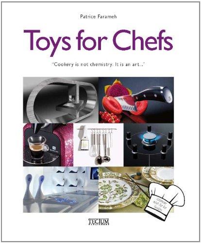 Toys for Chefs (English, Dutch and French Edition) pdf epub