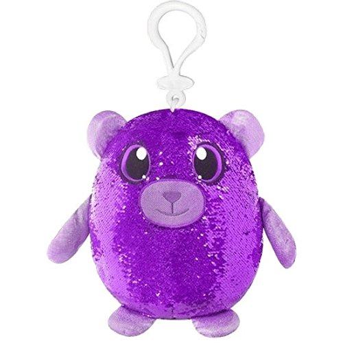 Faith Teddy Bear - Shimmeez Clip On Bear