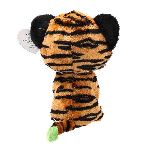 307f9b3dee6 Amazon.com  Ty Beanie Boos Stripes Tiger  Toys   Games