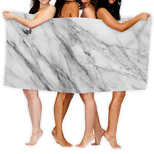 - Carrara Marble,Outdoors Microfiber Quick Dry Travel,Towel Ideal Fast Drying,Towels for Travel, Camping, Beach, Backpacking, Gym, Sports, and Swimming Beach Towel