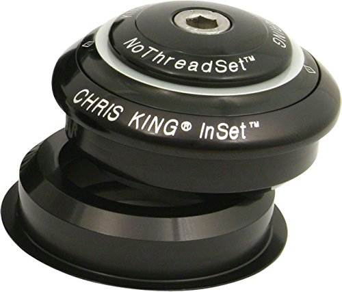 "King InSet 1 Hdst 1 1/8"" 30mm Black"