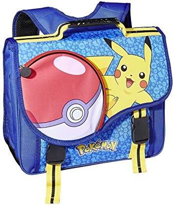 Grand Cartable Pokemon de 38cm