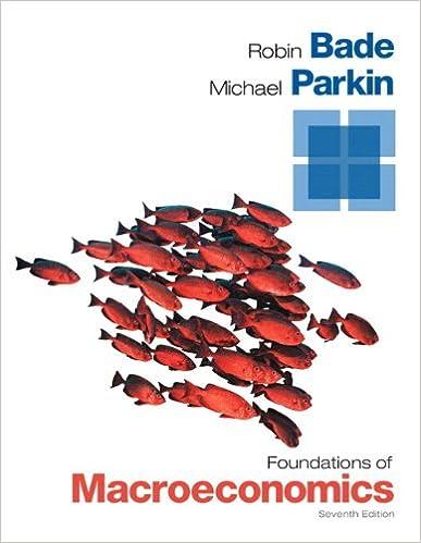 Foundations Of Macroeconomics Plus NEW MyEconLab With