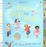 : Hop, Skip and Jump (Usborne Baby Board Books)