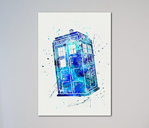 Tardis Doctor Who police box Cabin Dr - Express Usps Time Shipping
