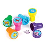 "1.38"" SEA LIFE STAMPERS"