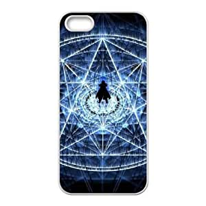 Fullmetal Alchemist iPhone 4 4s Cell Phone Case White VBS_3693586