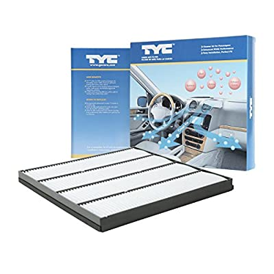 TYC 800156P Replacement Cabin Air Filter Compatible with Chevrolet Camaro: Automotive