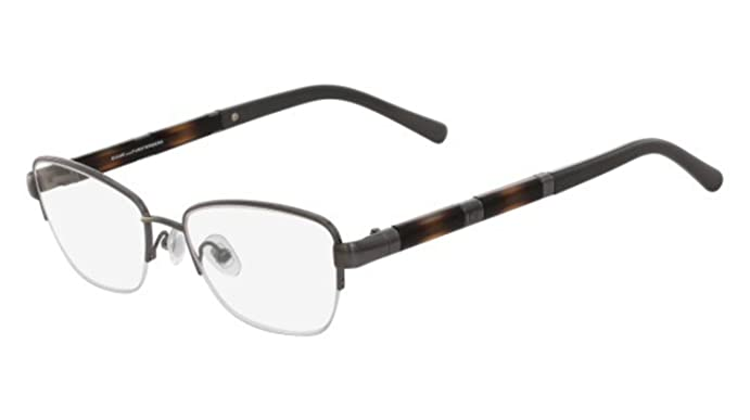 Eyeglasses Diane von Furstenberg DVF 8055 033 GUNMETAL at Amazon ...