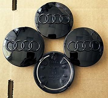 Audi A3 A4 A6 Q7 S3 S4 S6 rueda centro tapacubos tapas 8d0601170 8D0 601 170 (Set de 4 piezas): Amazon.es: Coche y moto