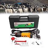 Ridgeyard 380W Electric Farm Supplies Animal Grooming Shearing Clipper Sheep Goat Shears, Farm Supplier (380w)
