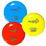 Innova Star Destroyer Disc Golf Paul McBeth 4X World Champion Distance Driver Pack of 3 (165-169g)