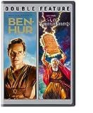 Double Feature: Ben Hur/Ten Commandments