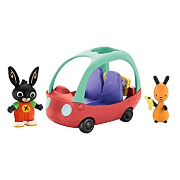 Bing Cdy36 A Flops Car Vehicle And Figure Set Mattel Amazoncouk