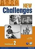 New challenges. Workbook. Per le Scuole superiori. Con CD Audio. Con espansione online: New Challenges 2. Workbook (+ CD-Audio)