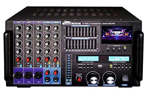 IDOLpro IP-6000 II 8000W Professional Karaoke Mixing -