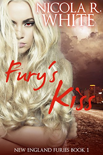 Fury's Kiss: New England Furies Book 1