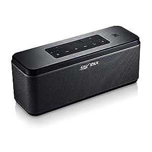 Sharkk WAVE 25W Bluetooth Speaker with Advanced MaxxBass Technology and 6600mAh Battery Power Bank Wireless Portable Speaker Perfect Home Speaker