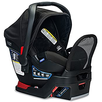 Image of Baby Britax Endeavours Infant Car Seat - 4 to 35 Pounds - 3 Layer Impact Protection, Circa