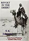Front cover for the book Revolt in the Desert by T. E. Lawrence
