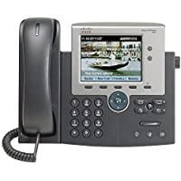 Cisco 7945G Two Line Color Display IP Phone, CP-7945G (Certified Refurbished)