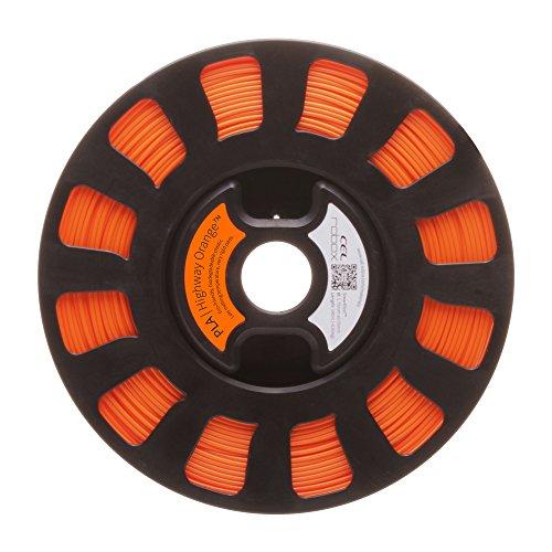 lecomptoir3d RBXPLAORANGE CEL SMARTReel, PLA, Automatisation des paramètres d'impression, poids 750 g, diamètre 1,75 mm, orange