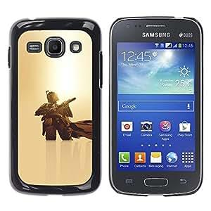 Stuss Case / Funda Carcasa protectora - Bobba Fett - Bounty Hunter - Samsung Galaxy Ace 3