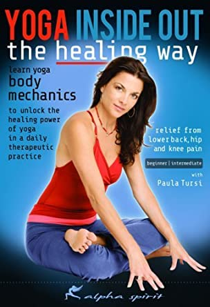 Amazon Com Yoga Inside Out The Healing Way With Paula Tursi Yoga Classes Therapeutic Yoga Open Level Yoga Instruction By World Dance New York Movies Tv