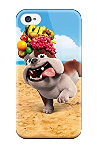 RrSUlng1770wgNkh Luiz Bulldog In Rio Fashion Tpu 4/4s Case Cover For Iphone